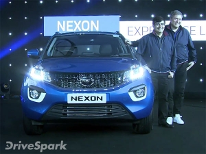 Tata Nexon Launched In India; Prices Start At Rs 5.85 Lakh