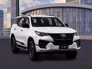 Toyota Fortuner TRD Sportivo Launched In India; Priced At Rs 31.01 Lakh
