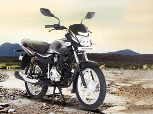 Bajaj Platina Comfortec With LED DRL Launched In India At Rs 46,656