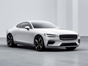 Volvo Reveals Polestar 1 Hybrid Coupe —  You'll Need To Subscribe To Drive