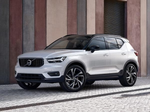 Volvo's Smallest SUV XC40 Is All Set To Be Launched In India — Listed On Company's India Site