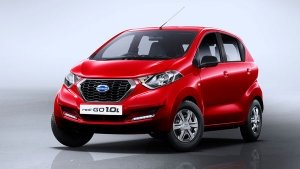 Datsun redi-GO AMT (1-Litre) Launched In India; Priced At Rs 3.80 Lakh