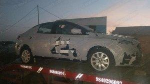 Exclusive: SAIPA Ario And Tiba 2 Spotted In Bangalore