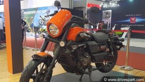UM Renegade Electric Cruiser Bike For India — UM Motorcycles Heading The Electric Avenue Way