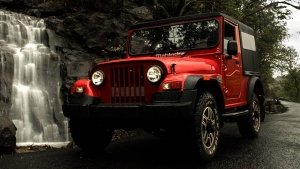 Next-Gen Mahindra Thar In The Works — To Get All-New Platform