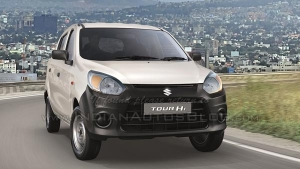 Maruti Tour H1 (Alto Taxi) Brochure Leaked — Variants And Features Revealed