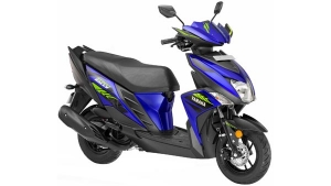 Yamaha Cygnus Ray ZR 'Street Rally' Edition Launched In India; Priced At Rs 57,898