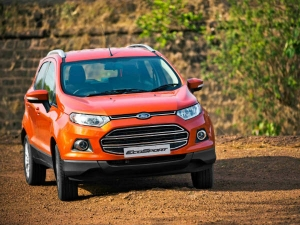 Ford 2015 EcoSport Update To Miss Out On Parts!