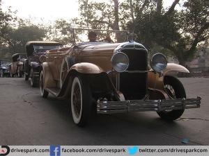 21 Gun Salute Vintage Car Rally 2015: A Classic Apart