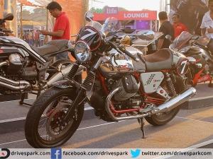 Moto Guzzi V7 Stone Coming To India Soon!