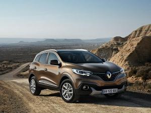 Renault Kadjar Crossover Debuted At Geneva