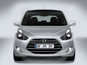 Hyundai Unveils Their All-New ix20 Model!