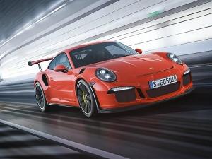 New Porsche 911 GT3 RS Is A Nurburgring Scorcher!