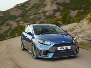New Ford Focus RS Debuts At Geneva Motor Show!