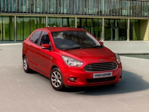 What You Should Know About The Ford Figo Aspire