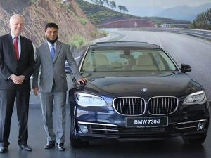 BMW India Inaugurates Its 38th Dealership!