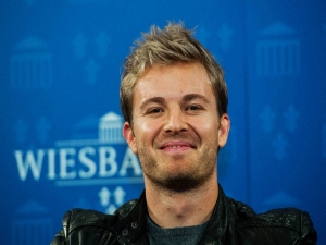 Becoming An Action Hero Would Make Me Happy — Nico Rosberg