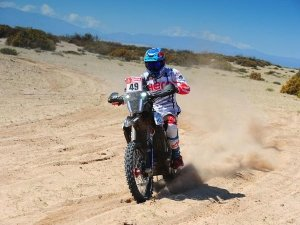 Dakar 2018: CS Santosh And Stage 10 Updates