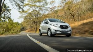 Datsun redi-GO AMT Review — The Cure For Jammed Tempers