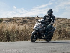 Honda Grazia First Ride: Road Test Review