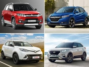 Top 10 Upcoming SUVs In India In 2018 — Maruti Brezza Petrol Included