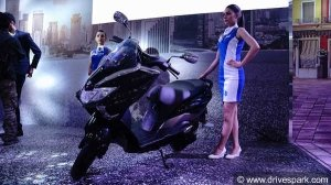 Suzuki Burgman Street Top Features: Maxi Scooter Design, LED Lights, Digital Speedometer & More
