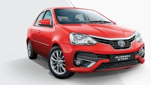 Toyota 'Etios Series' To Receive Yet Another Facelift