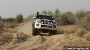 Maruti Suzuki Desert Storm 2018 Powered By ExxonMobil — Stage 2 Results