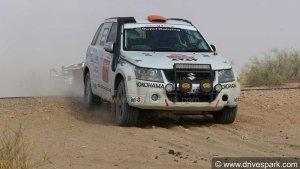 Maruti Suzuki Desert Storm 2018 Powered By ExxonMobil — Stage 3 Results