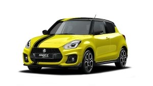 Suzuki Swift Sport BeeRacing Limited Edition Revealed