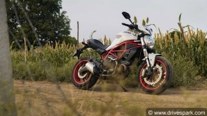 Ducati Monster 797 Road Test Review - The Gentle Italian Behemoth