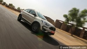 Ford Freestyle Launched In India; Prices Start At Rs 5.09 Lakh