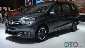 New Honda Mobilio Special Edition Launched At Indonesia Motor Show; To Be Limited To Just 800 Units