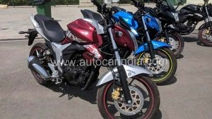 New 2018 Suzuki Gixxer ABS Variant Spotted — Launch Details Revealed