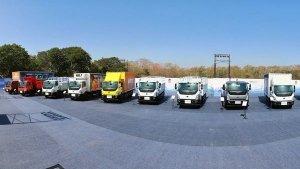 Tata Motors Launches Next-Gen Ultra Range Of Trucks
