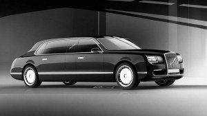 Russian President, Vladimir Putin's New Limousine — Is This Presidential Limo Better Than Trump's?