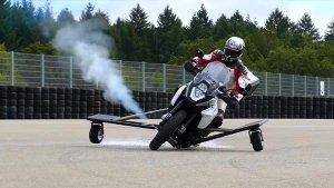 Bosch Motorcycle Anti-Slide Safety System: Aims To Prevent Motorcycles From Sliding Off