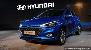 Hyundai Elite i20 CVT Launched In India; Prices Start At Rs 7.04 Lakh