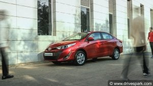 Toyota Yaris: Top Things To Know About Toyota's First C-Segment Sedan In India