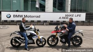 BMW G 310 R And G 310 GS Launched In India; Prices Start At Rs 2.99 Lakh