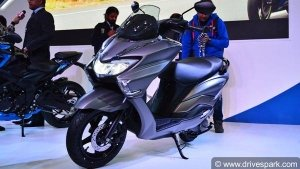 Suzuki Burgman Street Launch Highlights: Priced At Rs 68,000; Features A Unique Maxi Scooter Design