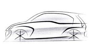 2018 Hyundai Santro (AH2) Official Sketch Revealed
