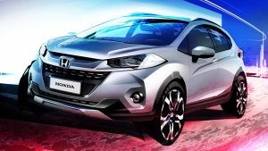 Honda Amaze-Based New Sub-Four-Metre SUV In The Works — To Rival The Maruti Vitara Brezza