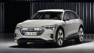 Audi e-tron Electric SUV Unveiled Globally — Audi's New Bet On Electric Mobility