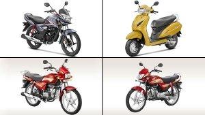 Top-Selling Bikes In India August 2018: Honda Activa 5G Widens Gap Between Hero Splendor