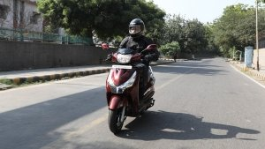 Hero Destini 125 India-Sales Commence; Was Limited To New Delhi Till Now