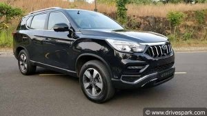 Mahindra Alturas G4 — Images Prove It's The Most Premium Mahindra Yet