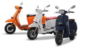 Lambretta Scooter India-Launch Details Out — To Be Fully Electric, Yet Classy