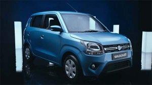 Maruti Wagon R's Sales Figures Have Crossed 22 Lakh In 19 Years