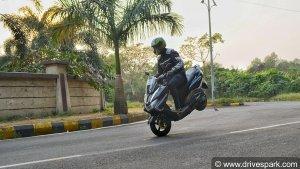 Suzuki Burgman Street Long-Term Report